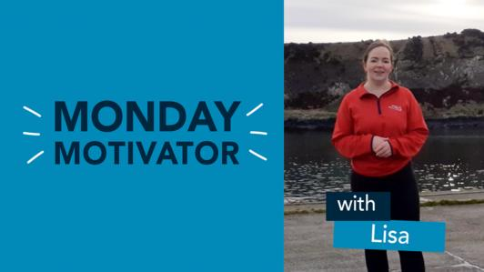 Monday Motivator Lisa