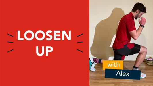 Alex Loosen Up