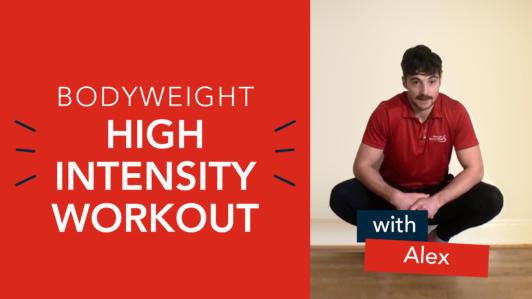 Bodyweight HIT Alex