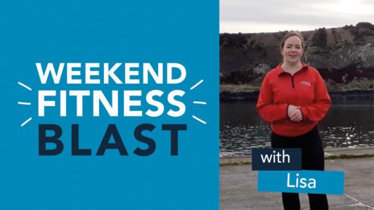 Weekend fitness blast thumbnail