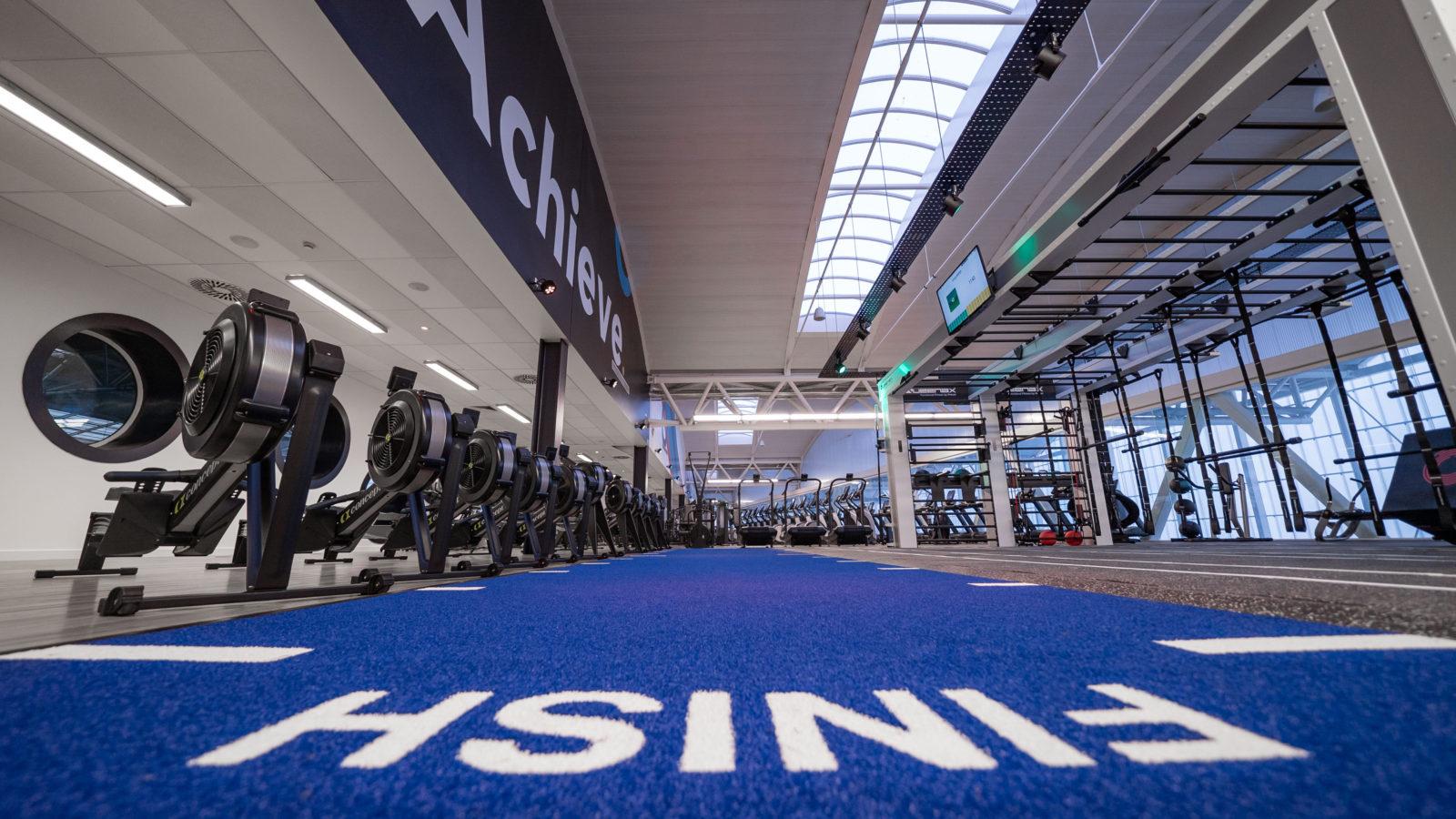 20190831 Aberdeen Sports Village New Gym 007