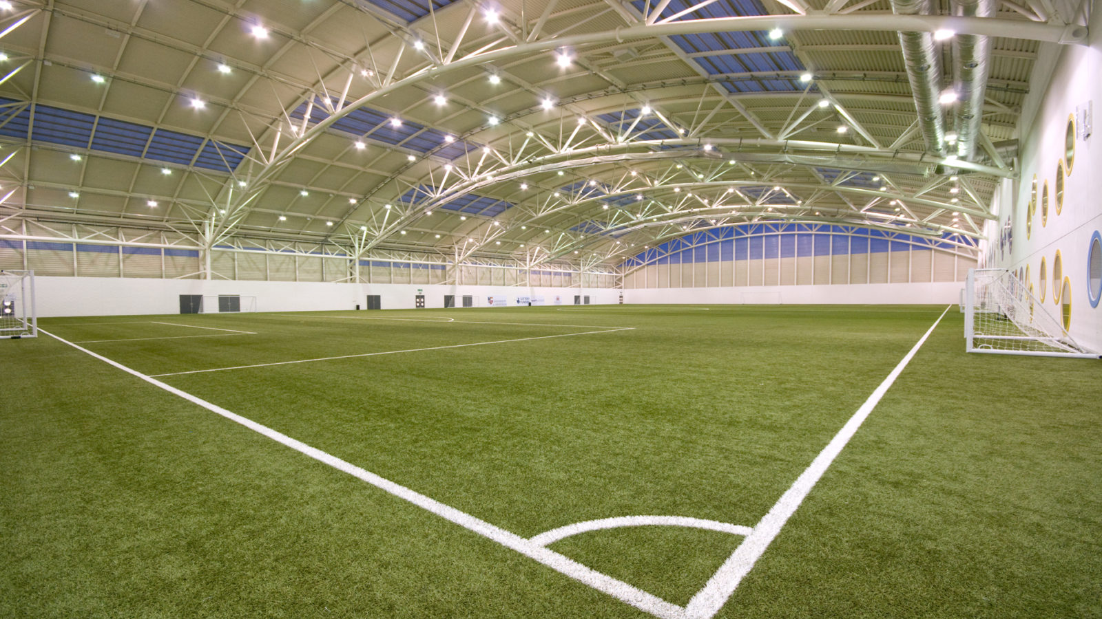 Indoor Pitch 1