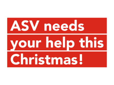 ASV Food Donation Drop web banner