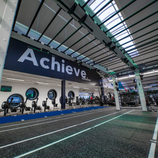 20190831 Aberdeen Sports Village New Gym 002