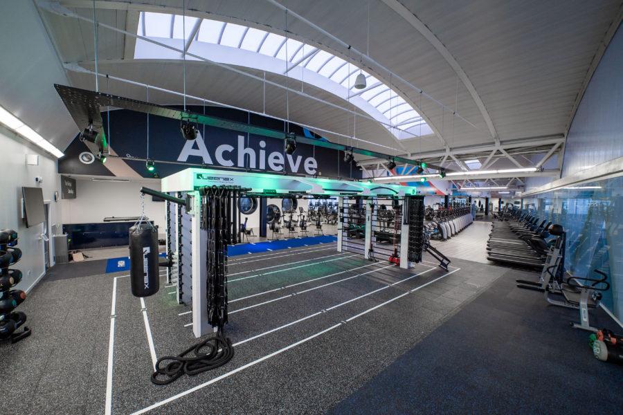 20190831 Aberdeen Sports Village New Gym 003