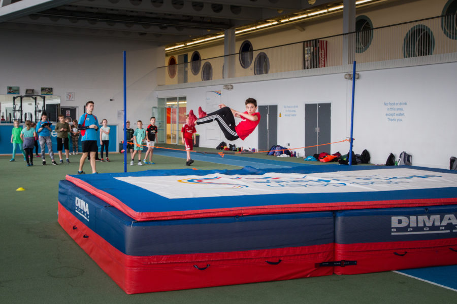 ASV indoor athletics 125