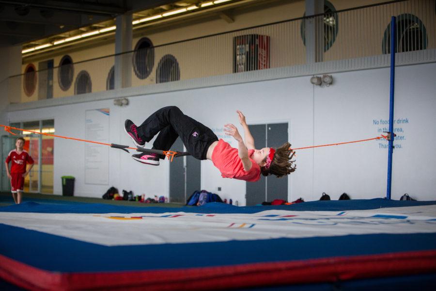 ASV indoor athletics 126