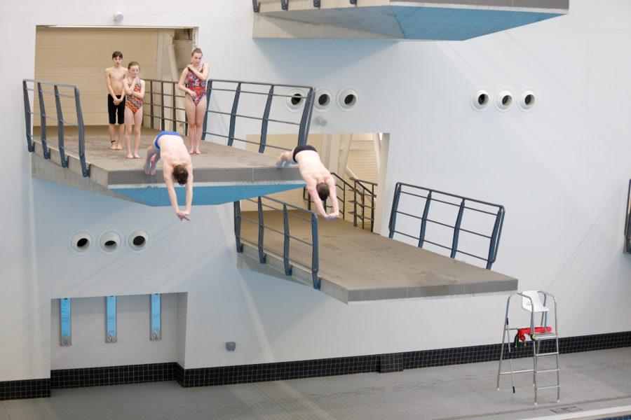 Diving Kids