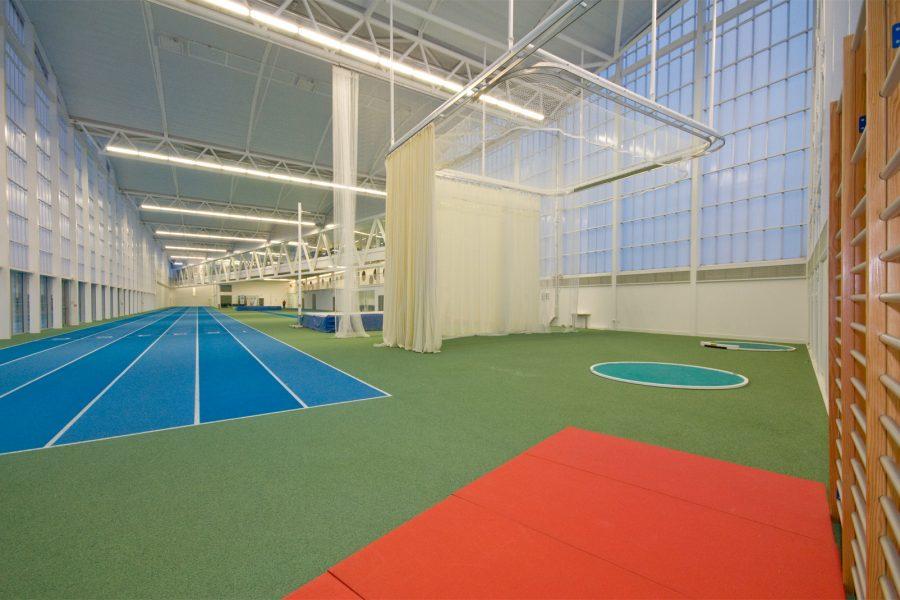 Indoor Track 2